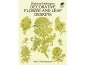 Bok Decorative flower and leaf designs