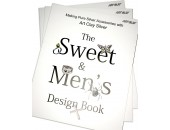 The Sweet & Men´s Design Book