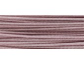 Plastad wire Ø 0,38mm, rosa 10 m
