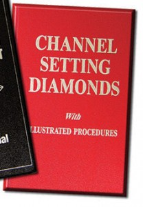 Bok Channel Setting Diamonds