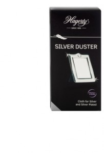 Hagerty Silver Duster 55 x 36 cm