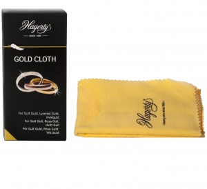 Hagerty Gold Cloth 30 x 36 cm