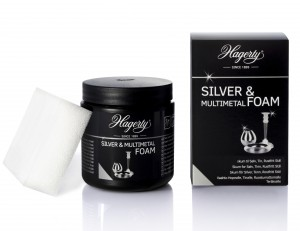 Hagerty Silver & Multimetal Foam 185 gr