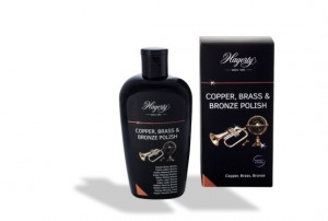 Hagerty Copper, Brass and Bronze Polish 250 ml